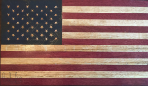 US Flag Board