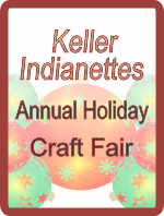 Keller Indianettes Annual Holiday Craft Fair