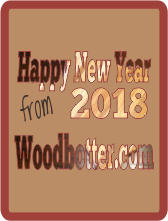 Happy New Year from Woodbotter.com